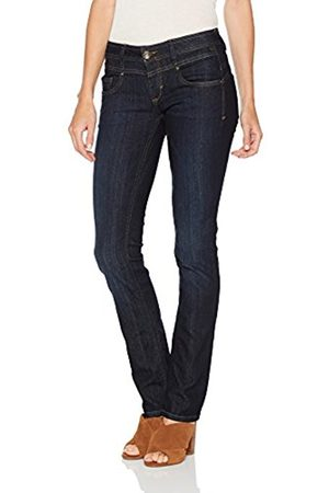 Freeman T Porter Women's Cathya Sdm Straight Jeans, Blau (Eclipse F0168)