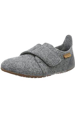 Bisgaard Unisex Kids' Hausschuhe-Wool Velcro Loafers