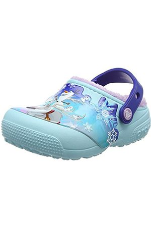 Crocs Girls' Funlablndfrozen Clogs