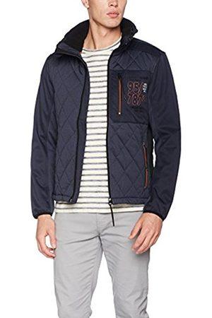Tom Tailor Men's Softshell/Melange Mix Jacket
