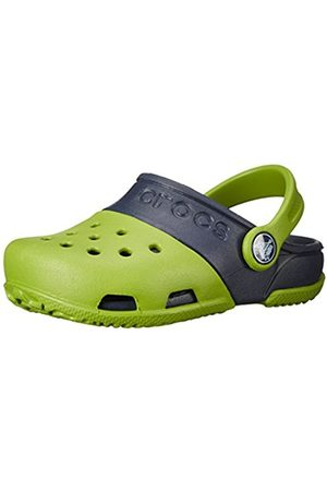 Crocs Electro II Unisex Kids' Clogs - (Parrot /Navy)