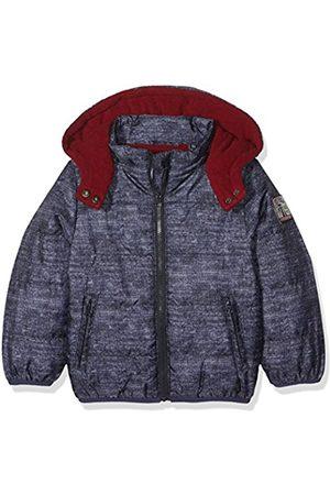 Blue Seven Baby Boys' Mini Jungen Jacke Mit Abnehmbarer Kapuze in Denimoptik Jacket