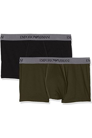 Armani Men's Boxer Shorts 1116137a722 (Pack of 2)