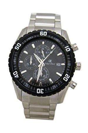 Oskar Emil Quatro Gents Chronograph Stainless Steel Watch