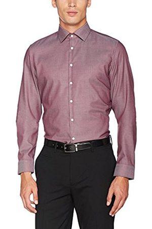 Seidensticker Men's Slim bügelfrei Stretch Slim Fit Long Sleeve Formal Shirt