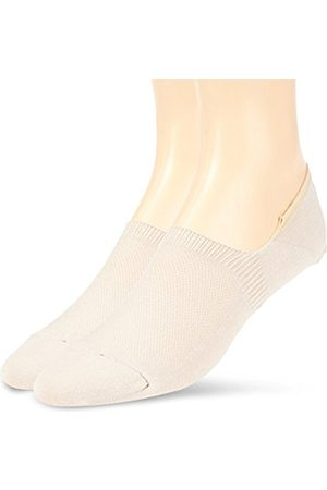 Calvin Klein Dress Liner 2 Pack Men's Socks Sand One Size