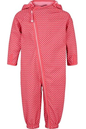 Racoon Baby Girls' Frigg Softshellanzug Wassersäule 5.000 Snowsuit