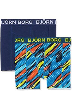Björn Borg Bjorn Borg Men's 2P Bb Splashes Boxer Shorts