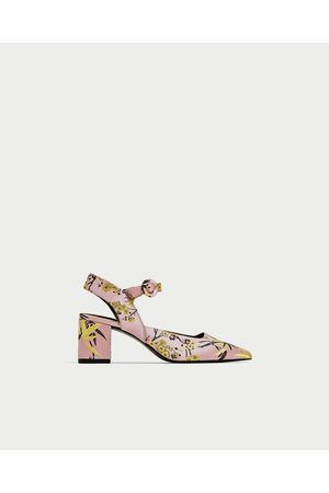 3660a20871e Zara embroidered-gg women s shoes