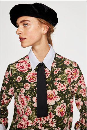 Zara VELVET BERET - Available in more colours