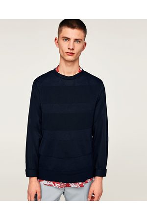 Zara CONTRAST SWEATSHIRT - Available in more colours