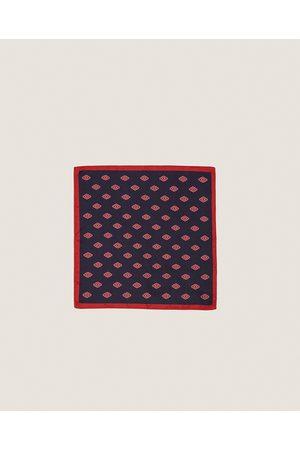 Zara PRINTED POCKET SQUARE