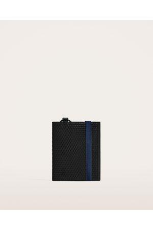 Zara WALLET WITH ELASTIC BAND