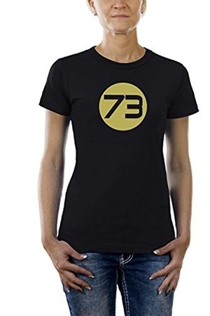 Touchlines Women's T-Shirt Sheldon's Best Number 73 / Size:XS