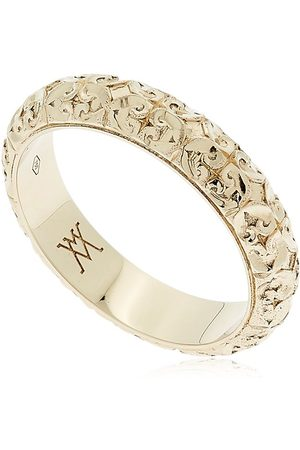 VANZI FLORENTINE GENTLEMEN WEDDING RING