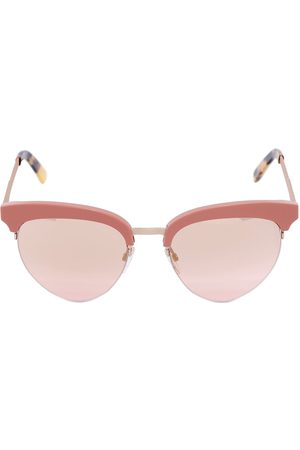 Women Sunglasses - GRETA CAT-EYE SUNGLASSES