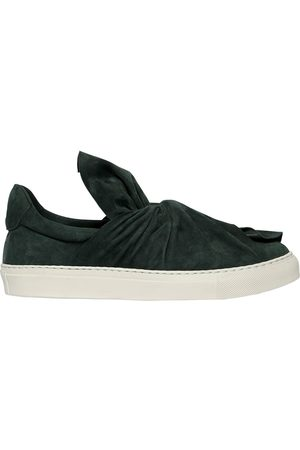 Women Trainers - PORTS 1961 20MM KNOT SUEDE SLIP ON SNEAKERS