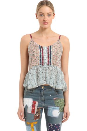 Women Tops - Tommy Hilfiger PRAIRIE FLORAL PRINTED VISCOSE TOP