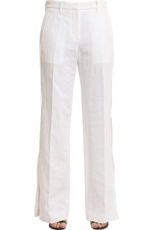 Women Trousers - Calvin Klein DRY COTTON TAILORING PANTS