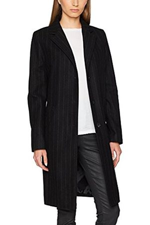 Blaumax Women's Gwen Wool Stripe Coat