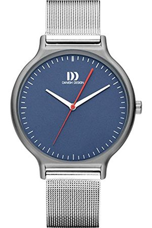 Danish Design Mens Analogue Classic Quartz Watch with Stainless Steel Strap DZ120684