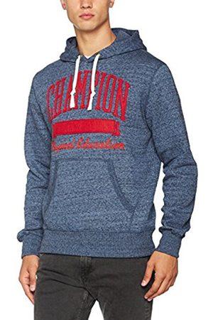 Champion Men's Hooded Sweatshirt-Varsity Hoodie