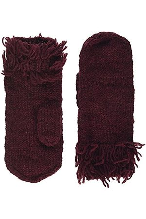 Women's Fringed Mittens