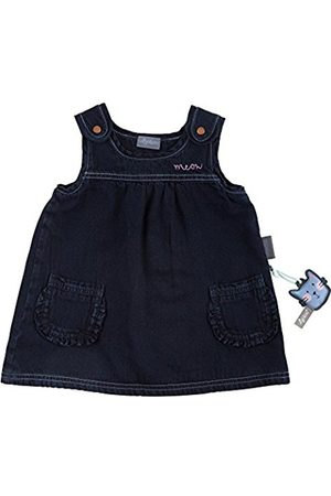 sigikid Baby Girls' Jeans Kleid Dress