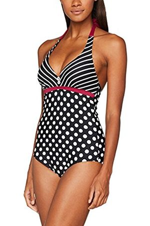 EXCELSIOR X EXPO Women's Starboard Underwired Halter Suit Swimsuit