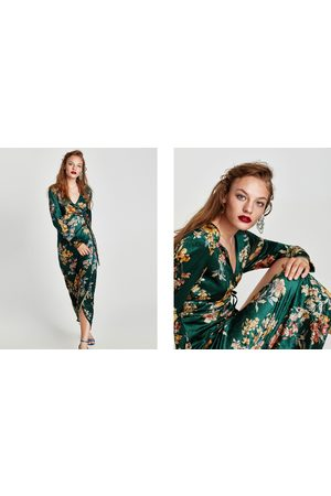 052c8588 Zara store women's printed dresses, compare prices and buy online
