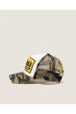 Zara CAP WITH PATCHES