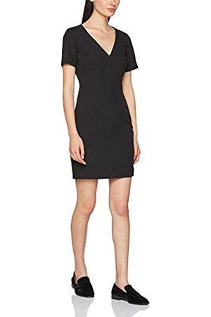 Sisley Women's Shortsleeve V-Neck Dress