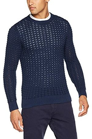 Tommy jeans Men's Thdm Text CN Sweater 32 Plain Long Sleeve Jumper
