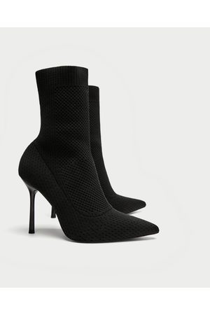 b85bd4101b Zara with open women's boots, compare prices and buy online