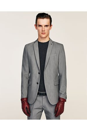 Zara TWILL SUIT BLAZER - Available in more colours