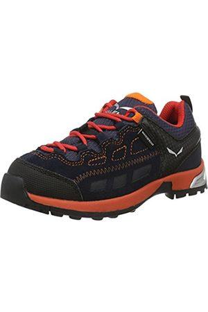 Salewa Unisex Kids' Jr Alp Player Waterproof Low Rise Hiking Shoes