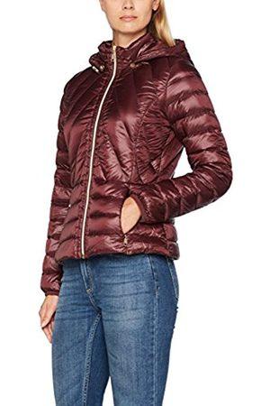 Comma, Women's 8T709513548 Jacket, Rot (Bordeaux 3998)