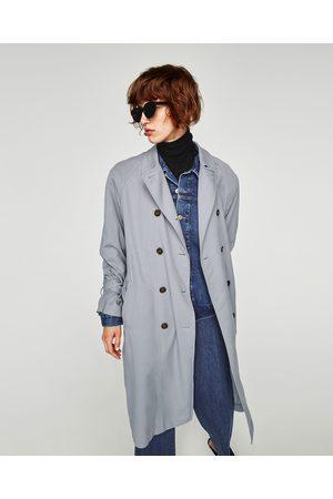 1b245b8c8 Buy Zara Trench Coats for Women Online