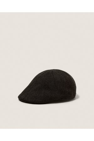 Zara HERRINGBONE CAP - Available in more colours