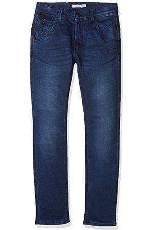 Name it Boy's Nittwic Bag/Slim DNM Pant NMT Noos Jeans, Dark Denim