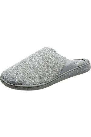 Dearfoams Women Closed Toe Scuff Open Back Slippers