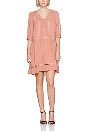 Sisley Women's V-Neck Mini Dress