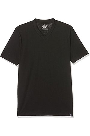 Dickies Men's V Neck 06 210205 Plain Short Sleeve T-Shirt