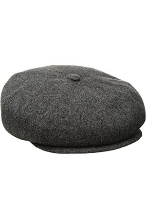 Kangol Men's Wool Hawker Flat Cap