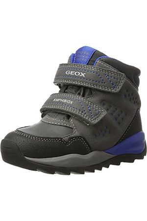 Geox Boys' J Orizont Abx a Snow Boots, ( /royal)
