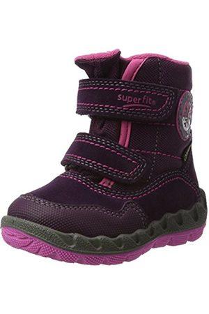 Superfit Girls' Icebird Snow Boots purple Size: 7UK Child