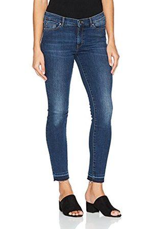 HUGO BOSS Women's Orange J10 Atlanta 10200557 01 Straight Jeans