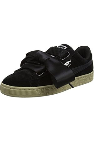 Puma Women's Suede Heart Safari Low-Top Sneakers