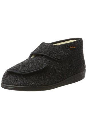 Fischer Men's Frank Hi-Top Slippers Size: 7.5 UK