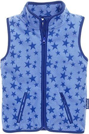 Playshoes Girl's Kids Sleeveless Full Zip Fleece Vest Stars Gilet